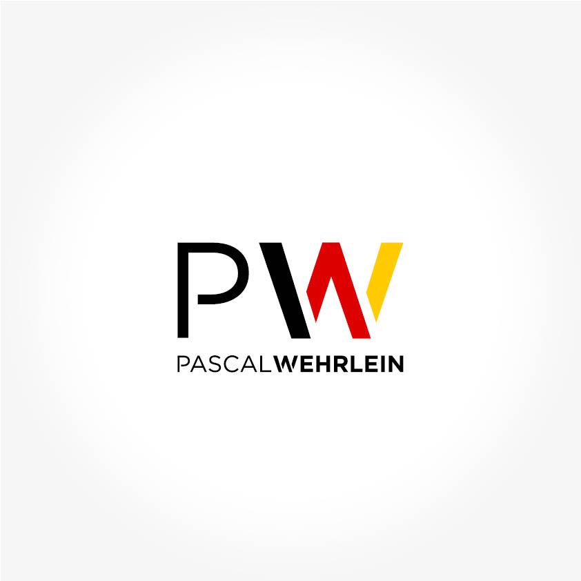 Pascal Wehrlein branding work