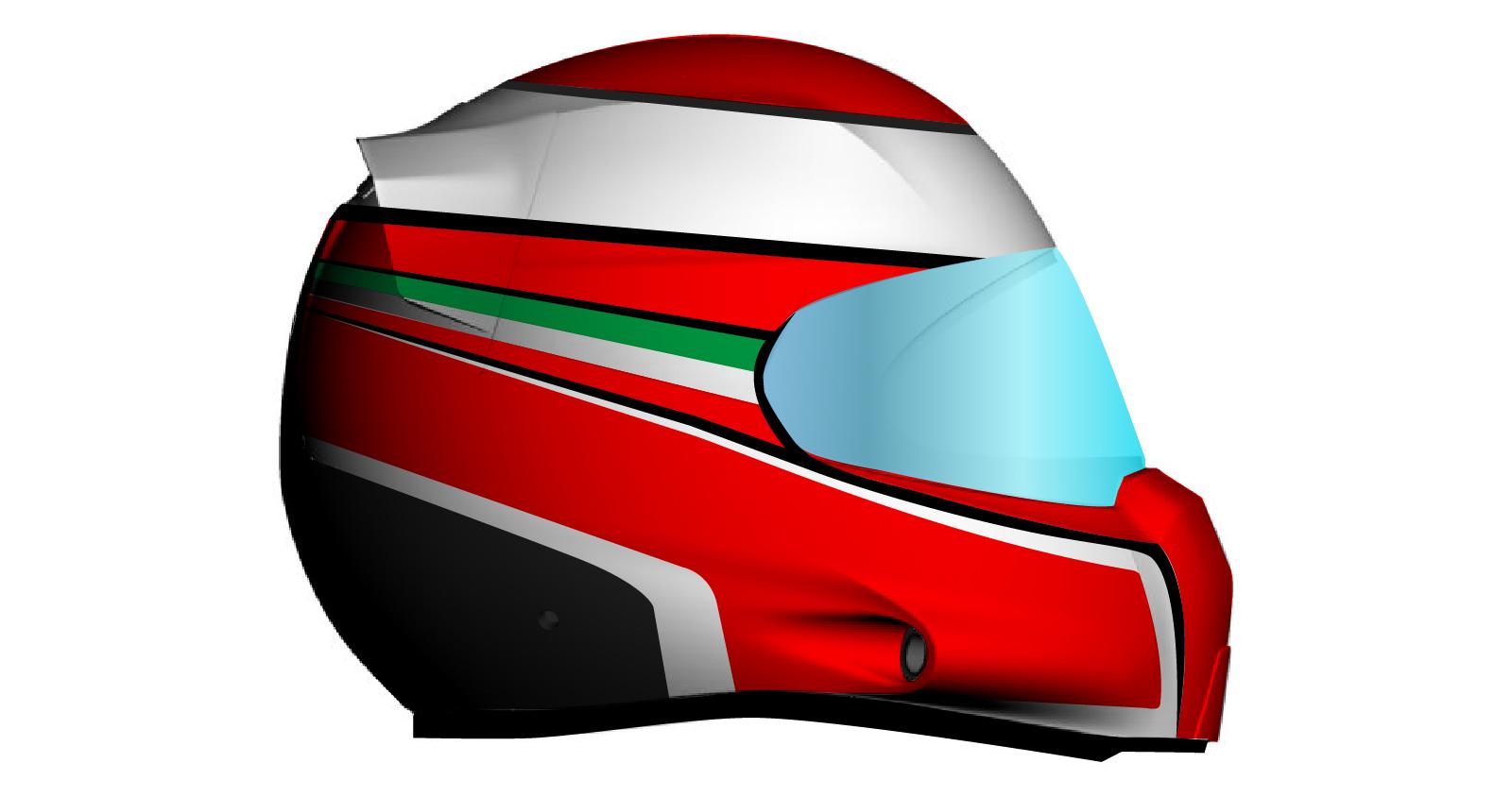Dynamis PRC 2016 Helmet Design